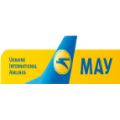Fly UIA (Ukraine International Airlines) logo